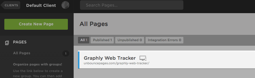 Page highlighted.