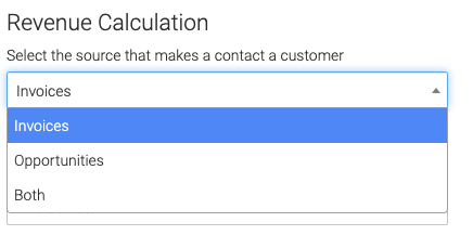 revenue calculation