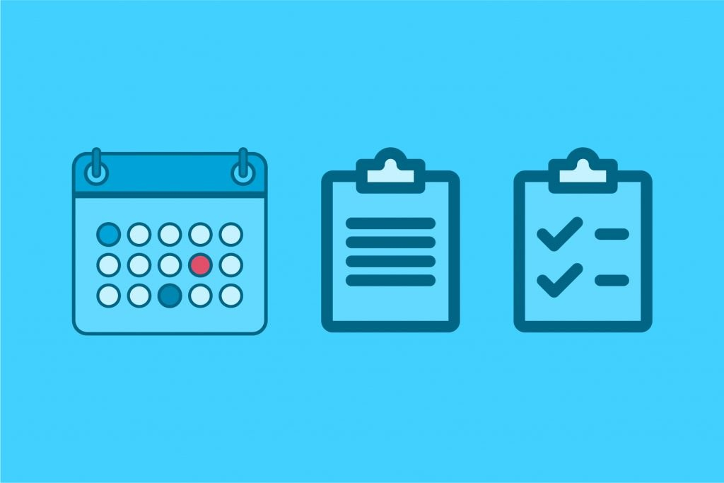 measuring appointments checklist