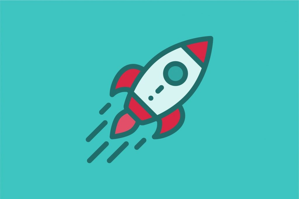 blog launch rocket