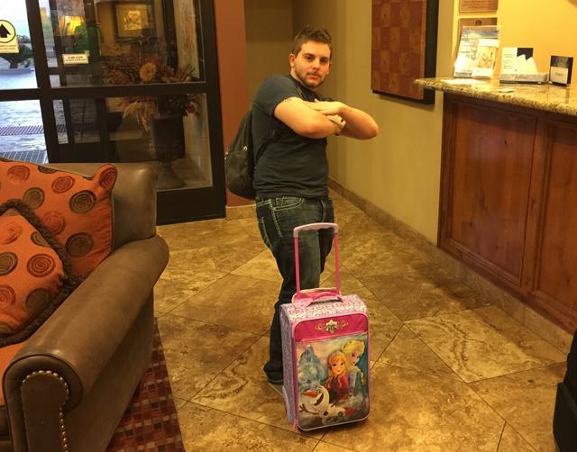 Colton Suitcase