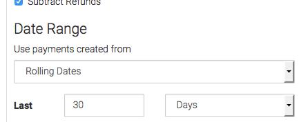 Last 30 days set as the date range.
