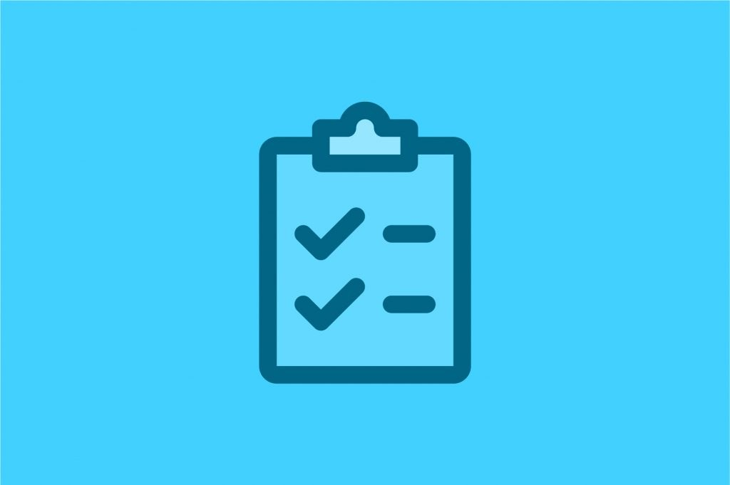 get stuff done checklist