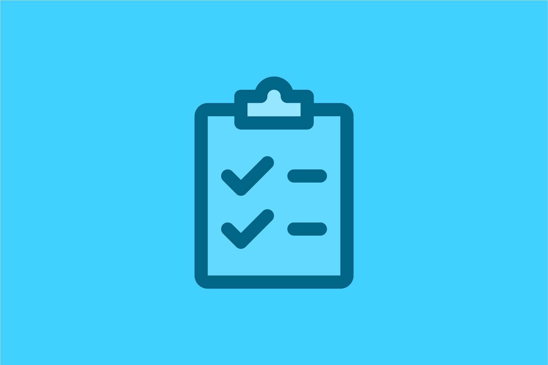 get stuff done checklist