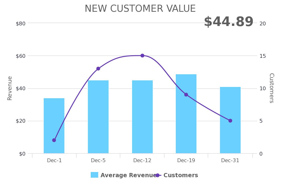 New Customer Value
