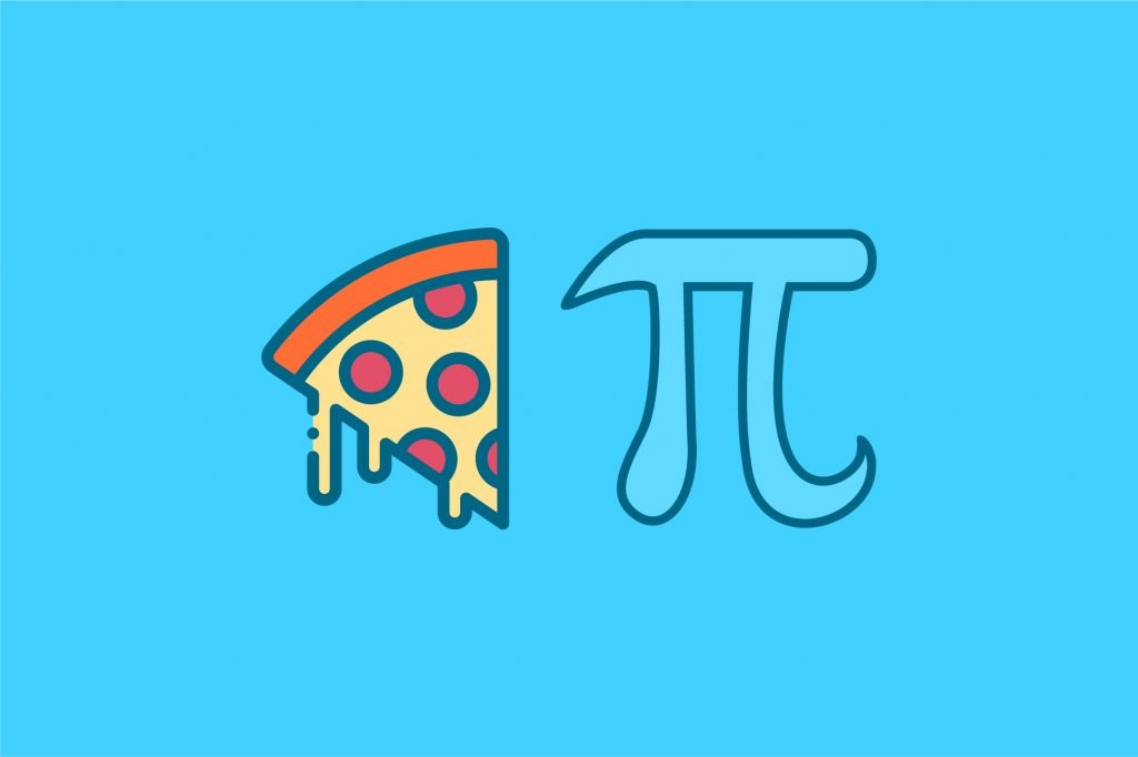 pizza pi symbol
